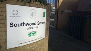 Southwood School in Bryony Place, Conniburrow