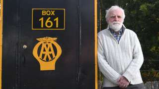 AA Box 161 with John Bell