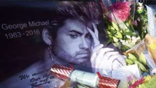 George Michael tributes