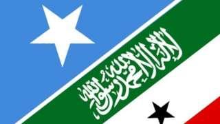 Calanka Soomaaliya iyo midka Somaliland