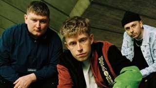 Noisy: Connor Cheetha, Cody Matthews and Spencer Tobias-Williams