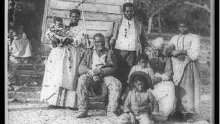 Foto de 1862 mostra cinco gerações de escravos em uma fazenda na Carolina do Sul