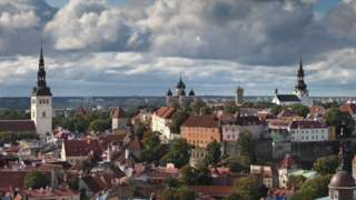 تالين العاصمة الإستونية