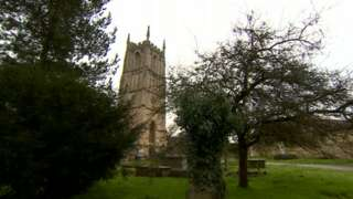 St Mary the Virgin in Wotton-under-Edge
