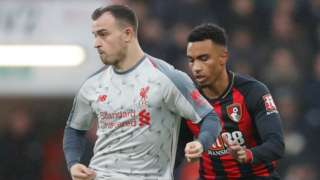 Xherdan Shaqiri and Junior Stanislas