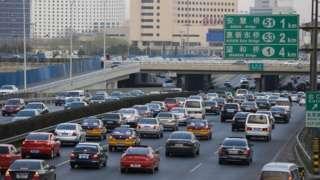Cars in Beijing