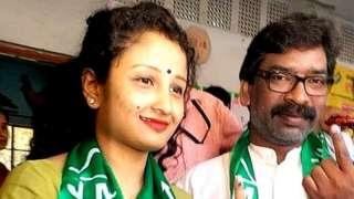 ஜார்கண்ட் மாநிலத்தில் ஆட்சியைப் பிடிக்கிறது காங்கிரஸ் கூட்டணி