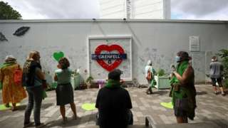 Grenfell commemoration