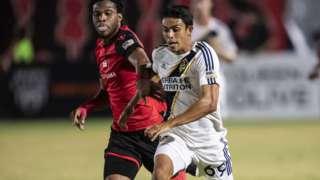 Phoenix Rising v LA Galaxy II