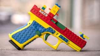 Arma de fogo Block19, da Culper Precision