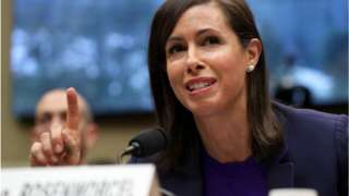 Federal Communication Commission Chair Jessica Rosenworcel