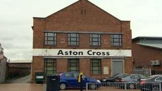 Rocky Lane, Aston