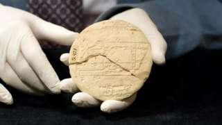 จารึก Si.427 ถูกใช้ในการคำนวณเพื่อแบ่งสรรที่ดินได้อย่างแม่นยำเมื่อ 3,700 ปีก่อน