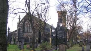 South Leith Parish Church