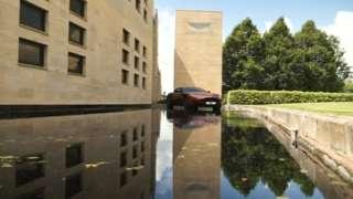 Aston Martin Gaydon headquarters