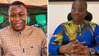 Sunday Igboho ati Amofin Ibrahim Salami