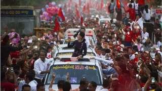 ကိုယ်စားလှယ်လောင်းစာရင်းထုတ်ပြန်ဖို့ နိုင်ငံရေးအခြေအနေကို NLD ပါတီ တွက်ဆနေ