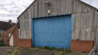 Garage in Northallerton