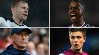 The Championship contenders