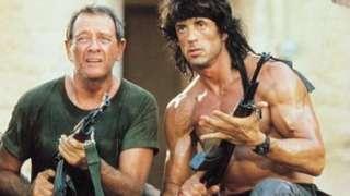 Cena de Rambo 3