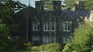 Bryn y Neuadd Hospital, Llanfairfechan, Conwy