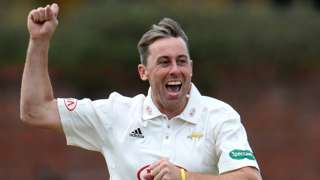 Rikki Clarke has rejoined his first county Surrey, from Warwickshire