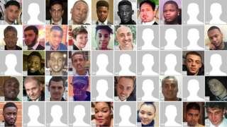 London killings