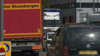 Traffic in Melton
