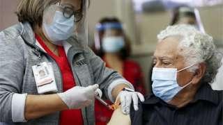 вакцинація у США