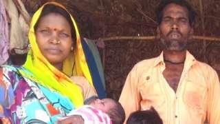 शकुंतला और राकेश का परिवार