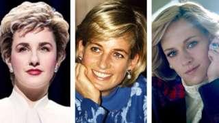 Jeanna de Waal, Princess Diana and Kristen Stewart