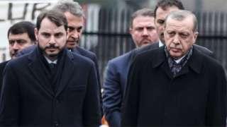 اردوغان اور برات