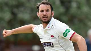 Somerset's Lewis Gregory