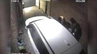 Men on CCTV