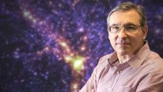 Professor Carlos Frenk