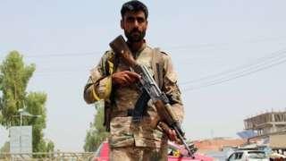 अफगान सेना