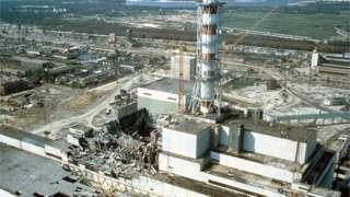 Так виглядала ЧАЕС у травні 1986