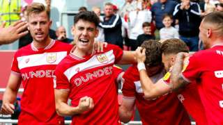 Bristol City make it four wins in a row
