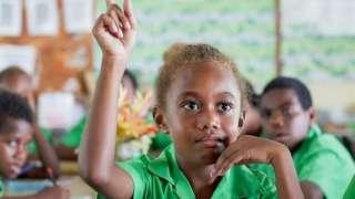 School in Vanuatu