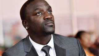 Akon announce similar project for Senegal