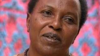 Angeline Usanase bamusanzemo iyi kanseri ariko hakiri kare