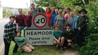 Heamoor campaigners