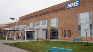 Norfolk and Norwich Hospital
