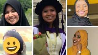 The five women who spoke to the BBC