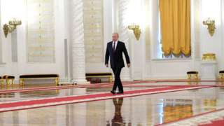 Орусия президенти В. Путин. Кремль
