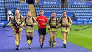 Leicester Marathon cancelled flooding