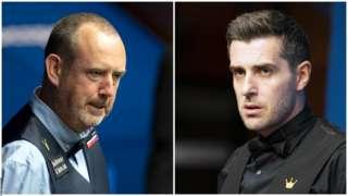 Mark Williams & Mark Selby