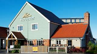 A Harvester restaurant in Didcot