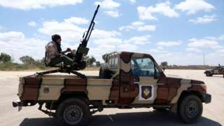 LNA forces head out of Benghazi