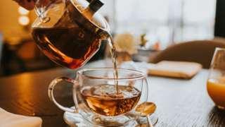 یک فنجان چای آرامبخش